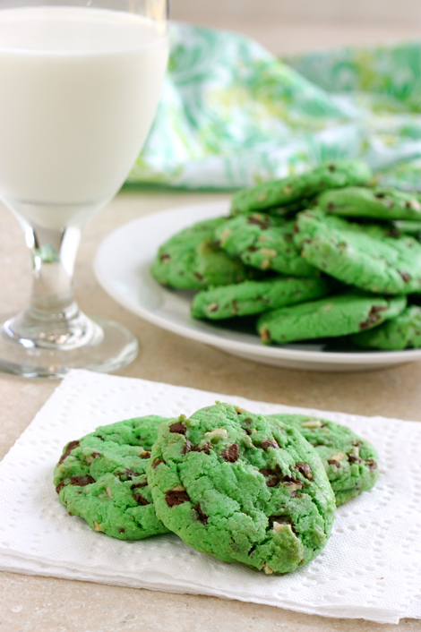 St. Patricks Day Desserts