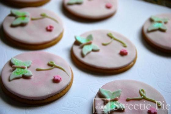 Sweetie Pie Cookies