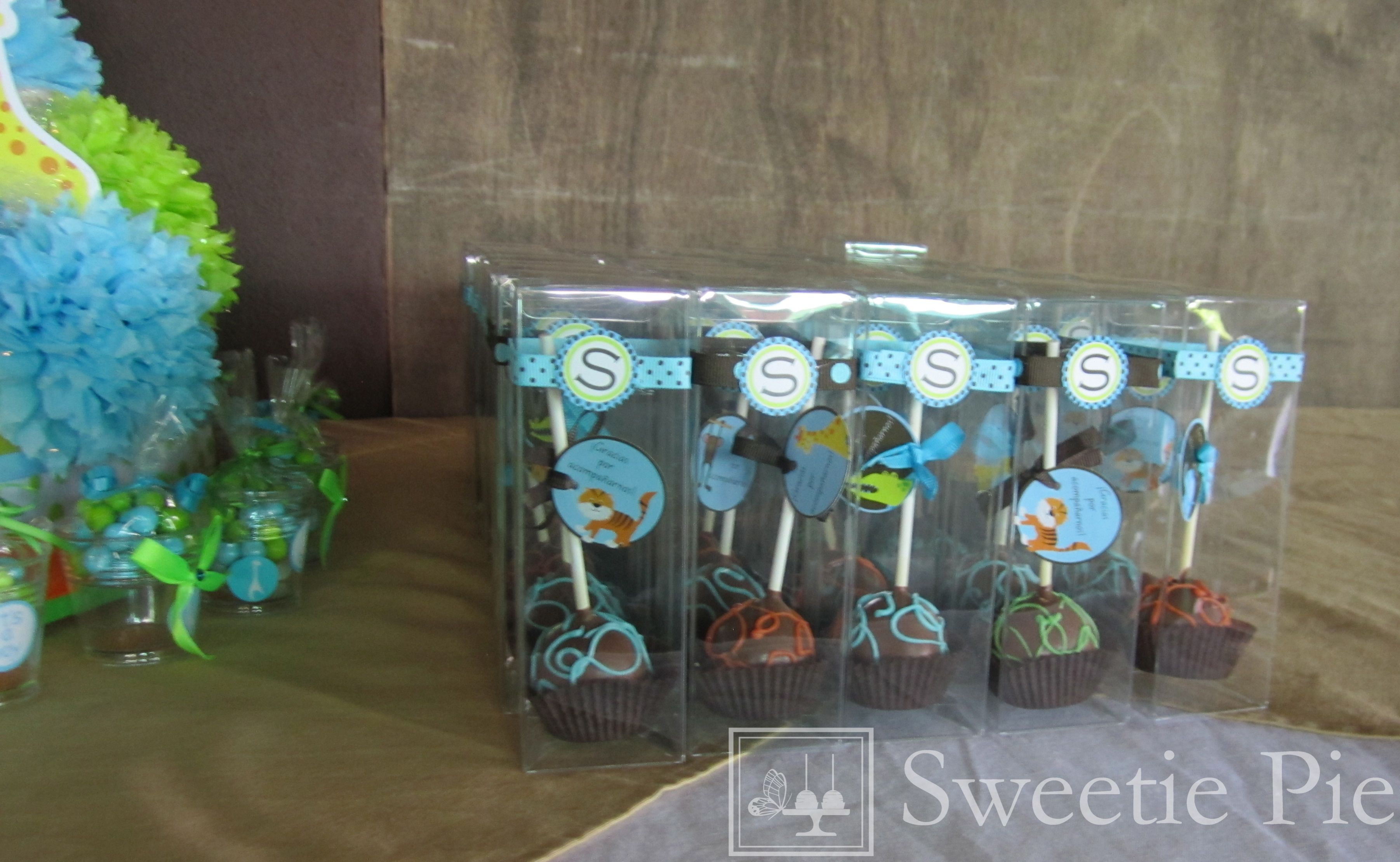 Cake Pops in a Box! sweetie pie blog